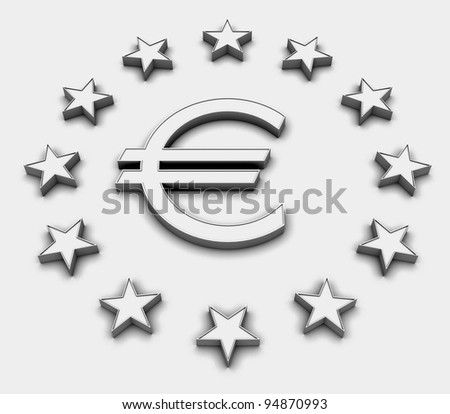 European Union - stock photo