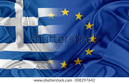 European Union and Greece. The concept of relationship between EU and Greece.