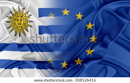 European Union and Uruguay. The concept of relationship between EU and Uruguay.