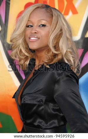 Eve at the 2007 Teen Choice Awards at the Gibson Amphitheatre, Universal City, Hollywood. August 26, 2007  Los Angeles, CA Picture: Paul Smith / Featureflash