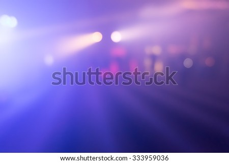 event party or wedding reception - stock photo