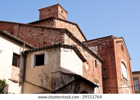 example of italian historic architecture