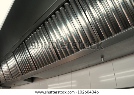 Restaurant Kitchen Hood restaurant kitchen hood stock images, royalty-free images