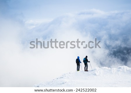 Expedition - stock photo