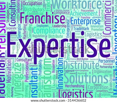 Image result for expertise has different meanings
