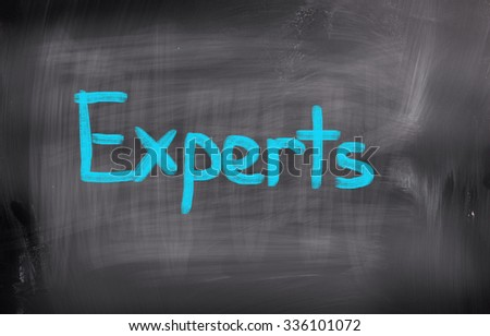 Experts Concept