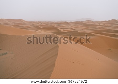 exploring the sahara desert in morocco