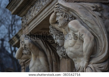 Expression - stock photo