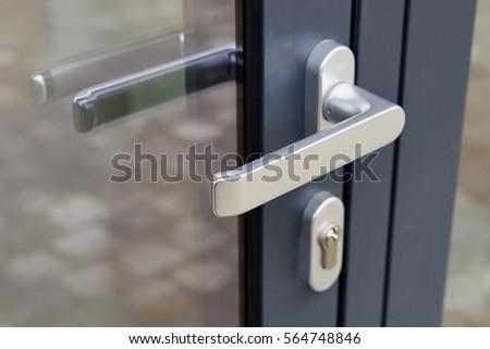 Door-handle Stock Images, Royalty-Free Images & Vectors | Shutterstock