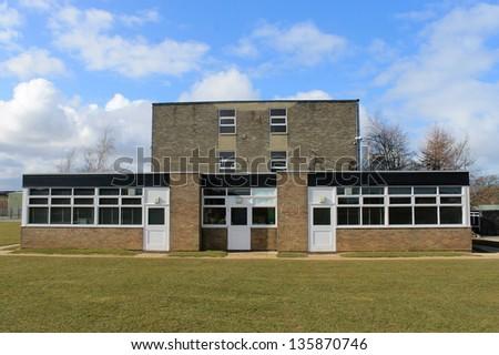 Exterior English Secondary School Building Scarborough