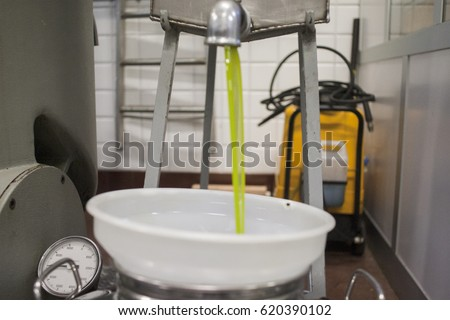 stock-photo-extraction-of-oil-obtained-b