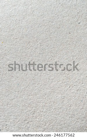 Extreme closeup of a cardboard texture