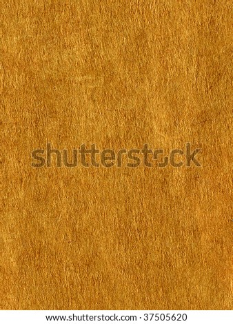 Extreme macro of the cardboard texture - stock photo