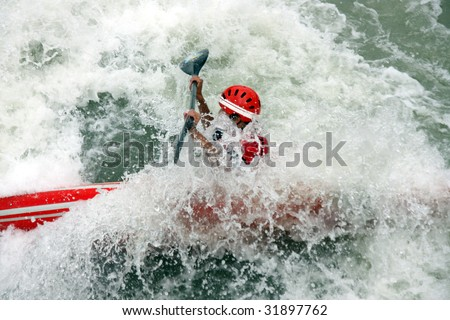 Extreme sports - stock photo