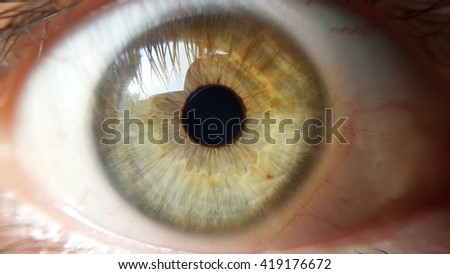 eye - stock photo