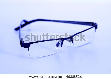Eye wear - stock photo