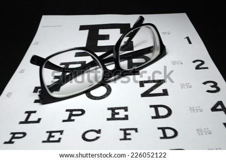 Eyeglasses - stock photo