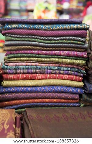 Fabric - stock photo