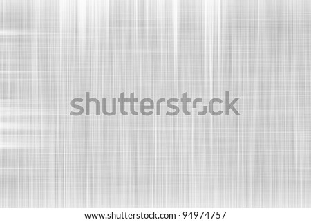 Fabric Abstract Background Black and White BW Grey - stock photo