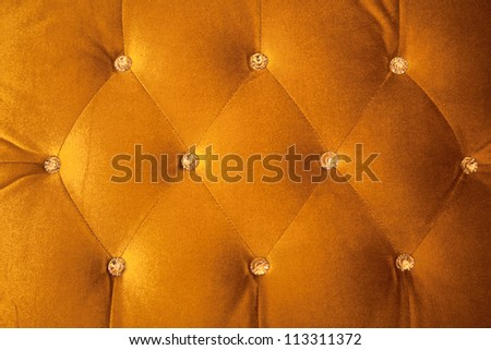 Fabric background for your text. - stock photo