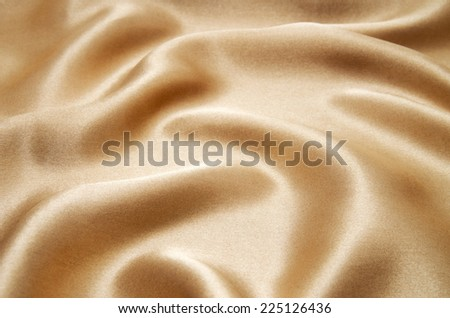 Fabric satin texture for background - stock photo