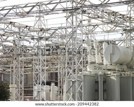 Factory Substation System