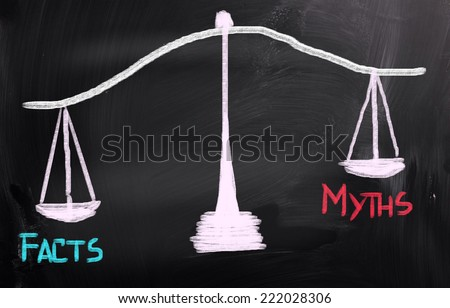 Facts Concept - stock photo