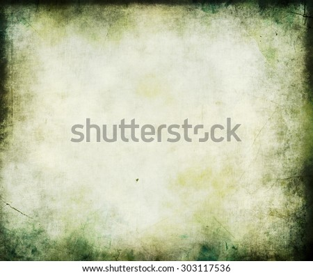 faded background paper with old distressed vintage grunge background texture  - stock photo
