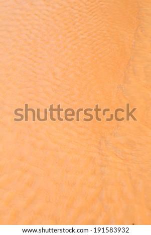 Fairy Stream & Sand Dunes in Mui Ne  Vietnam - stock photo