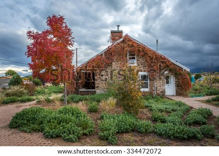 Fall Home Themes - stock photo