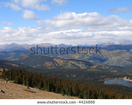 Fall in the Colorado Rocky Mountains