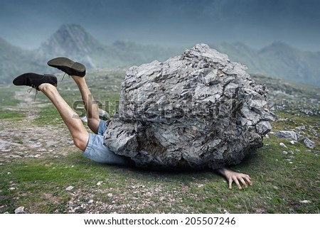 Rockfall Stock Photos Images amp Pictures Shutterstock