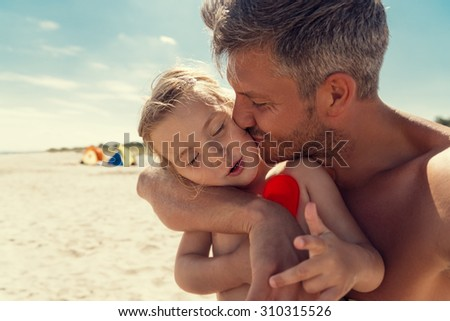 family fatherhood summertime travel