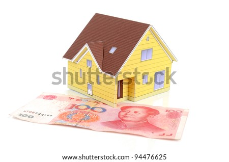 Family financial - stock photo