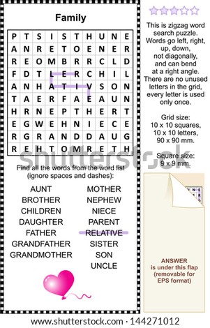 Related Pictures esl kids puzzles printable crossword and word search ...