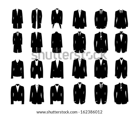 Fancy outfit - stock photo