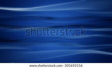 fantastic wave background design illustration - stock photo