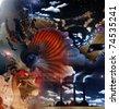 Fantasy II - stock photo