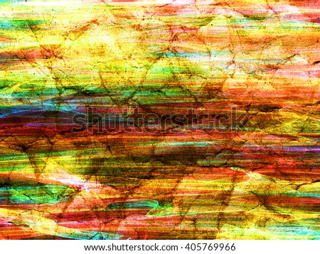 fantasy rainbow line abstract weave gradient colored background
