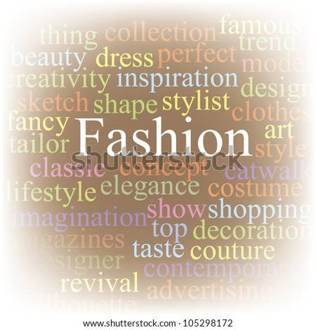 Fashion - stock photo