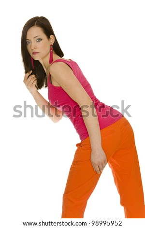 Fashion - stock photo