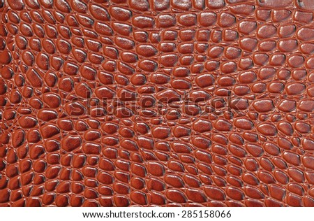 Fashion skin. Leather texture background. Close-up photo