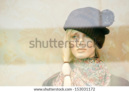 fashion trend - stock photo