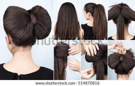 Fine Hairstyle Stock Photos Royalty Free Images Amp Vectors Shutterstock Short Hairstyles Gunalazisus