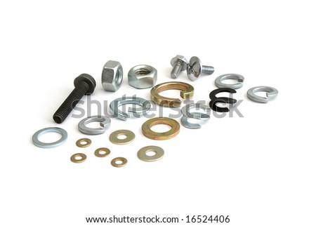 fastener - stock photo