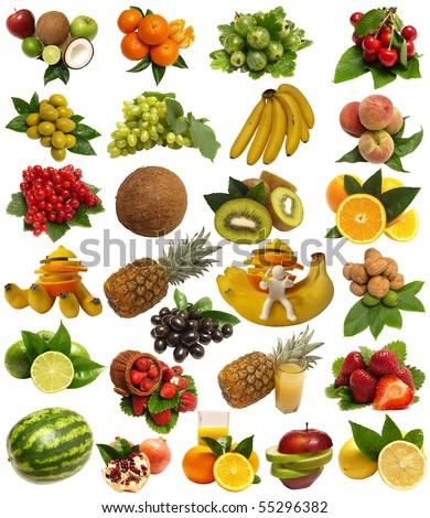 Favourite fruit - stock photo