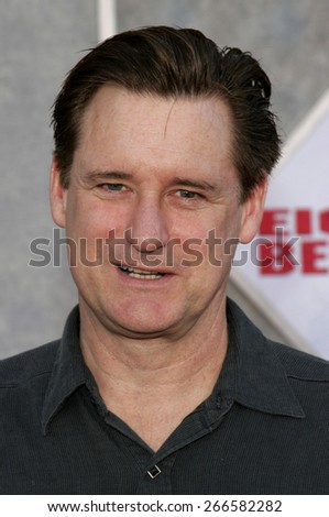 "February 12, 2006. Bill Pullman attends the World Premiere of ""Eight Below"" held at the El Capitan Theater in Hollywood, California United States.  - stock photo"