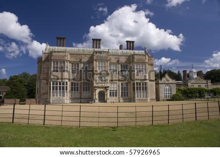 Felbrigg Hall,Norfolk,England - stock photo