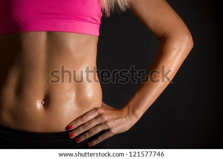 abdominal muscle stock images, royalty-free images & vectors, Human Body