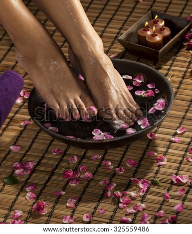 Foot Spa Stock Photo 1940218 Shutterstock